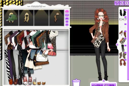 Women S Tv Network Lifetime Buys Korean Teen Dress Up Game
