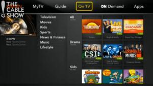 Comcast, Xfinity
