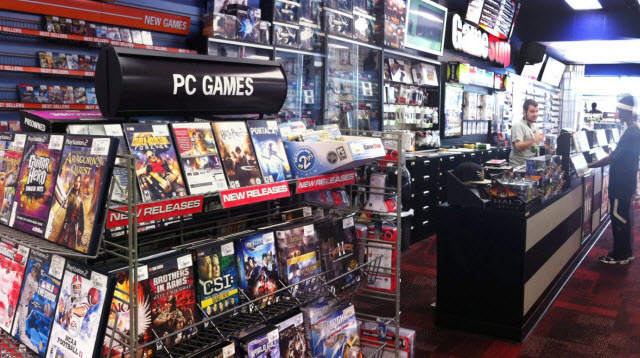 Gamestop Aims To Build Pc Game Sales With New Digital