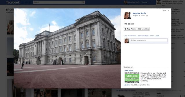 Facebook lightbox 5