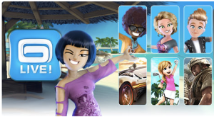 3D Avatars for Gameloft LIVE! Social Mobile Gaming Service