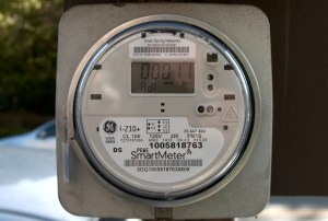 PG&E smart meter made by Silver Spring Networks. Photo by Christian Haugen/Flickr
