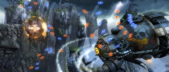 Sine Mora, the latest Xbox Live shooter from Grasshopper and Digital Reality