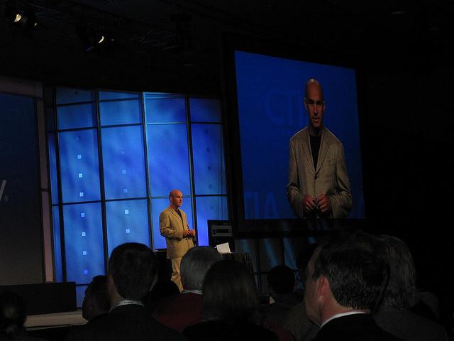 RIM's Jim Balsillie at CTIA 2008