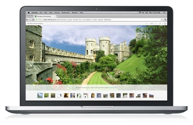 inkling for web screenshot