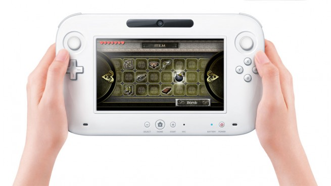 Nintendo Wii U Tablet Controller