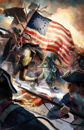 """""""Assassin's Creed III"""" by Chad Gowey"""