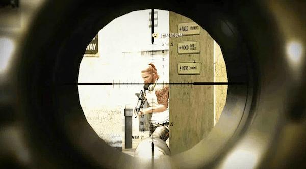 District 187 snipe shot