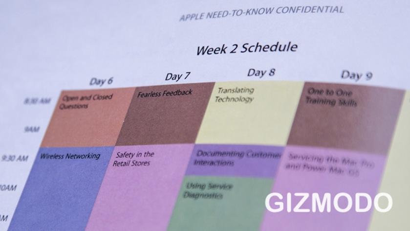 Apple's Genius Training Manual