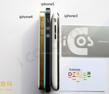 iPhone 5 comparison