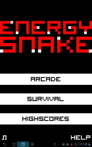 Energy Snake by Ninja Pig Studio