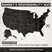 The Obama campaign's social media response to the Romney 47% remarks