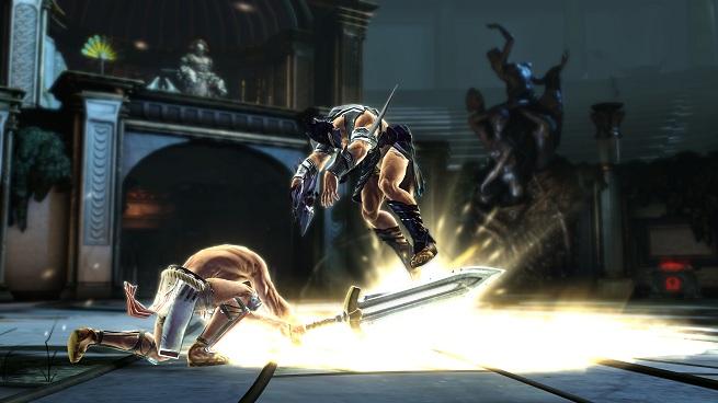 God of War: Ascension multiplayer 1