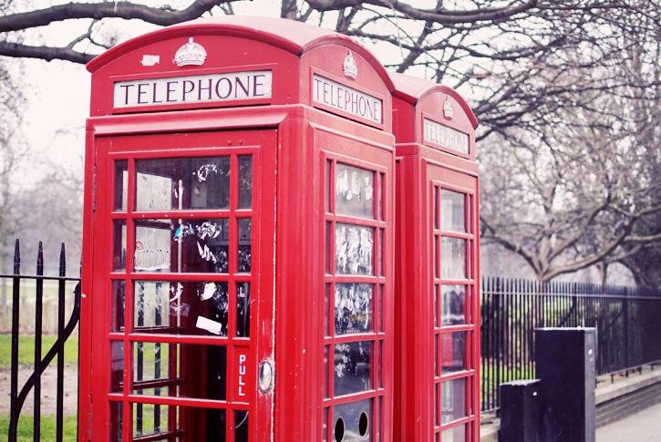 london phonebooth