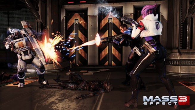 Mass Effect 3: Omega 3