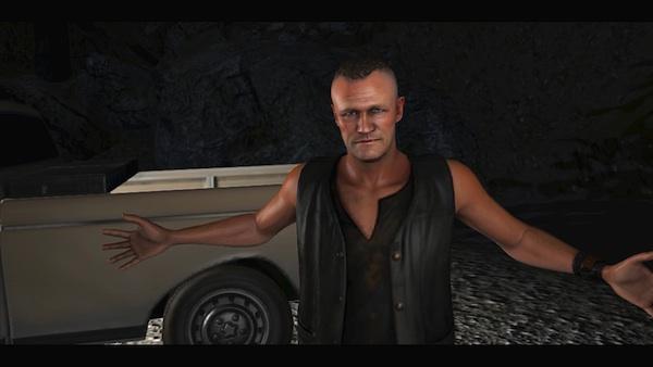 The Walking Dead: Survival Instinct Merle