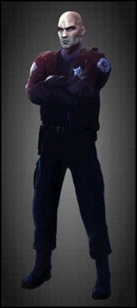 Chicago Police Officer