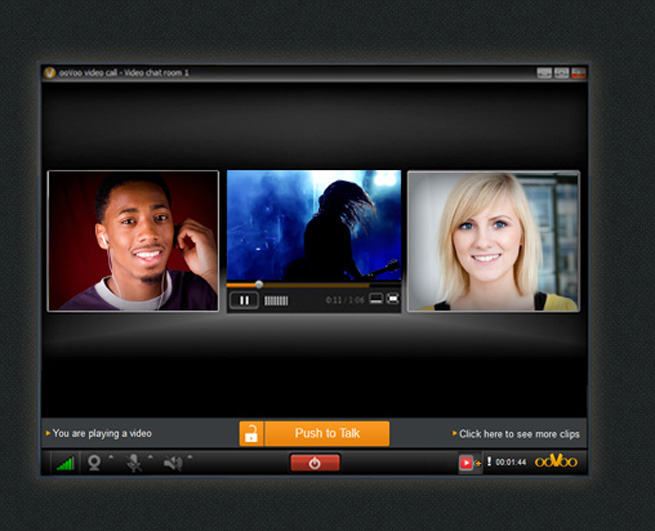 oovoo-watch-together