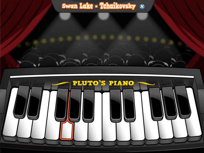 Pluto Media Pluto Learns Piano