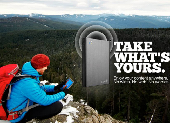 Seagate Wireless