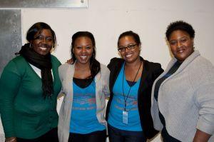 Black girls hack awards