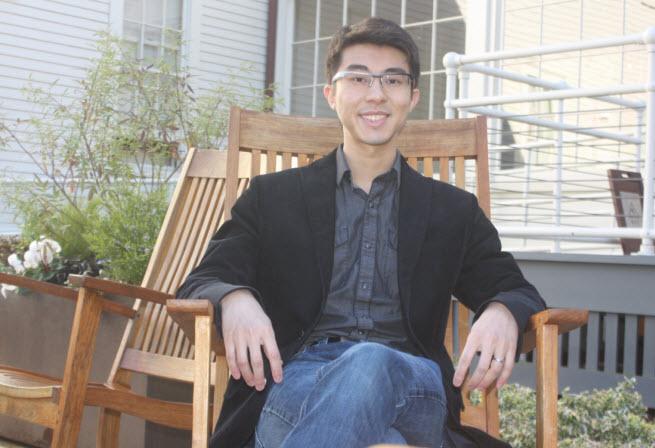 Storm8 chief executive Perry Tam