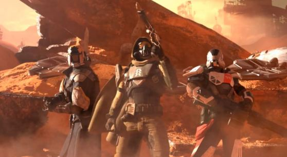 Bungie fps Xbox One PlayStation 4