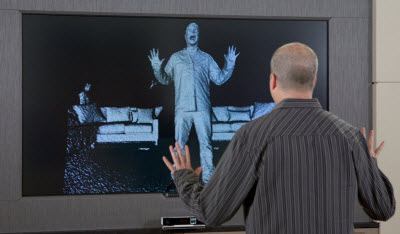 kinect frown