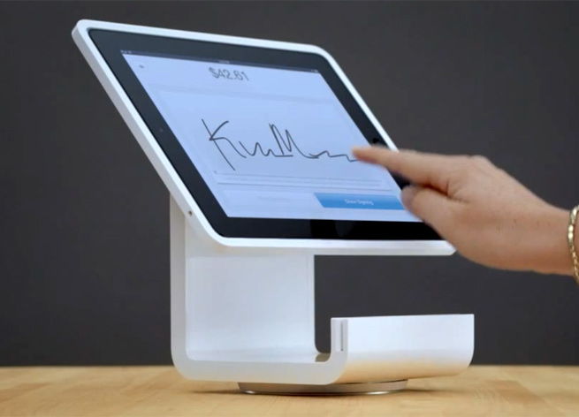Square Shows Off 300 Stand To Help Retailers Ditch Old
