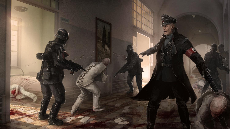 Developer Warren Spector Slams Wolfenstein The New Order VentureBeat