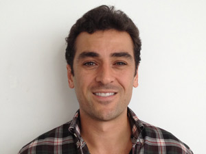 Citymaps CEO and founder Elliot Cohen