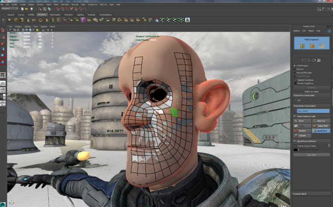 Autodesk to charge $50 a month for Maya LT 3D animation tool for indie and mobile game developers   VentureBeat