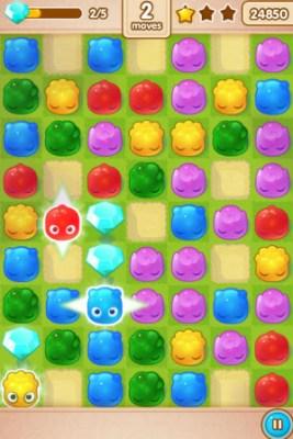 Jelly Splash gameplay