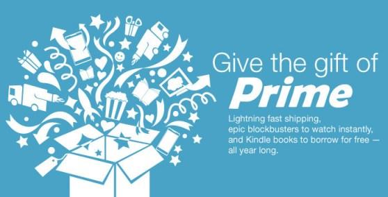 Amazon Prime gift