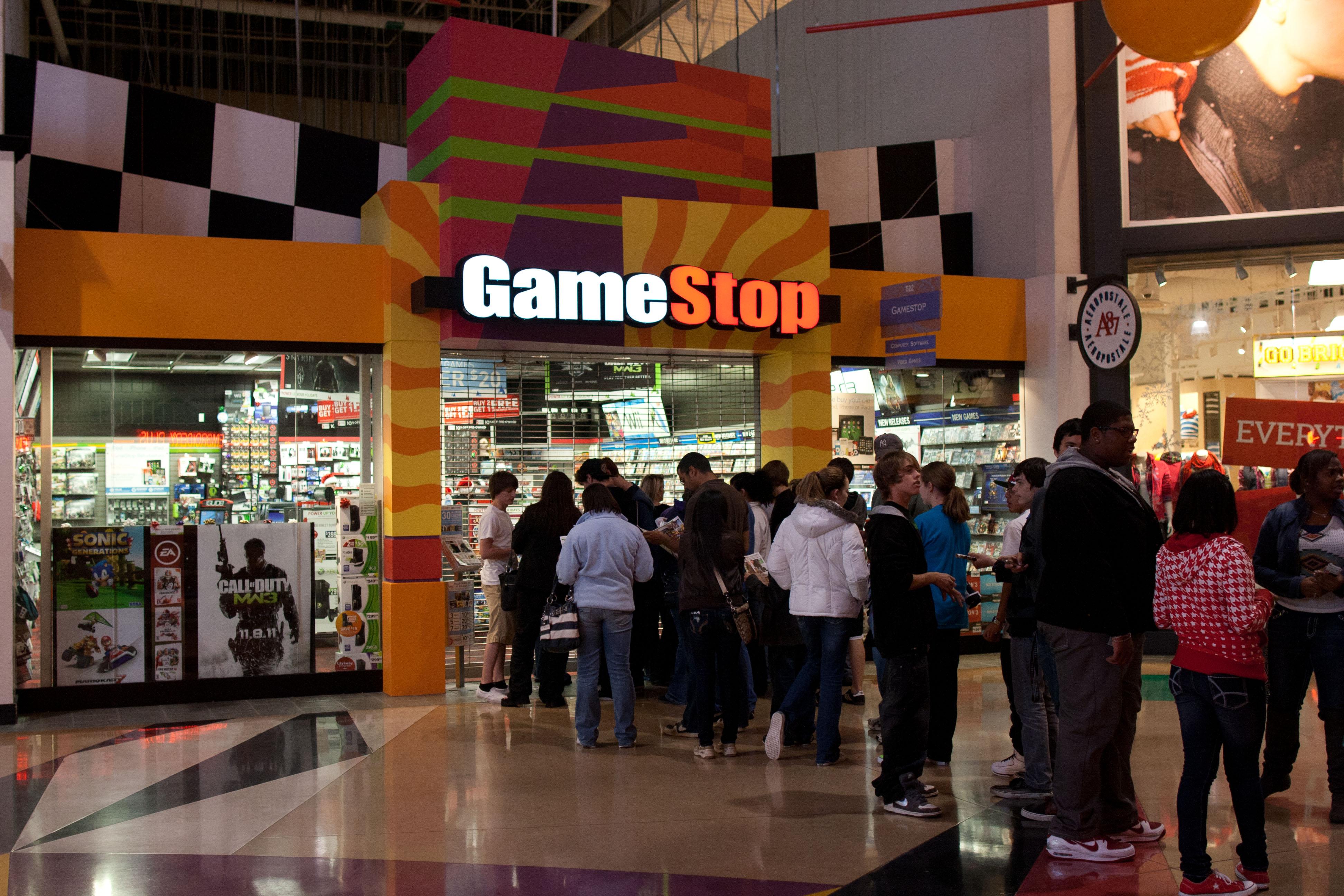 gamestop s next step