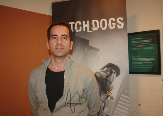 Kevin Shortt, lead writer of Watch Dogs.
