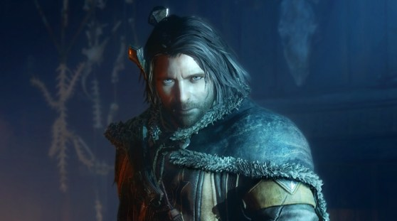 Talion in Shadow of Mordor