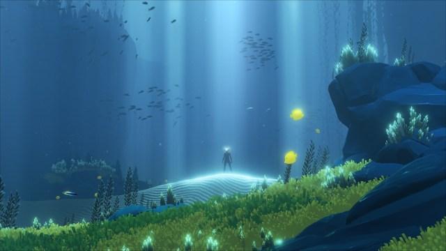Abzu's secrets are about more than a Journey-esque scuba dive   VentureBeat