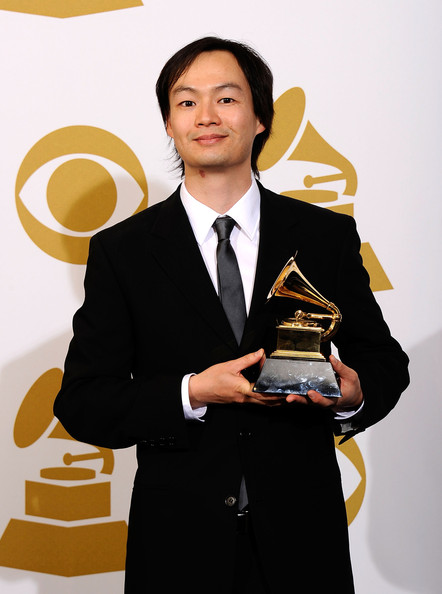 "The Civilization IV theme ""Baba Yetu"" won a Grammy in 2009 for 'Best Instrumental Arrangement Accompanying Vocalist(s)'"