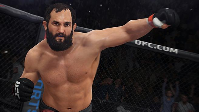 Ea Sports Ufc Is The Best Ufc Game Yet But That Isn T