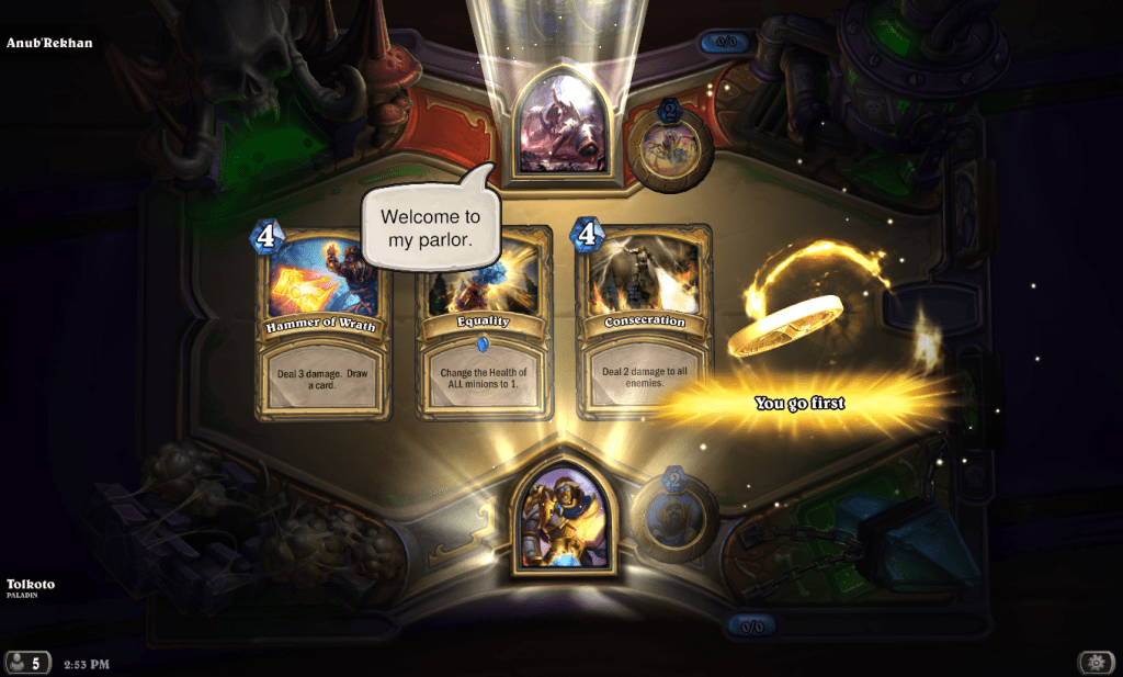 You'll want AOE spells like Consecration against this enemy.