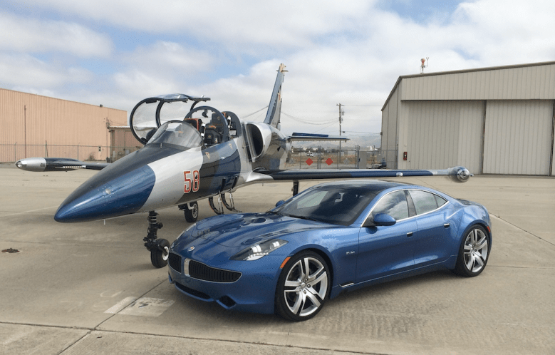 Luxury Vehicle: Luxury Electric Fisker Karma Will Reportedly Be Updated