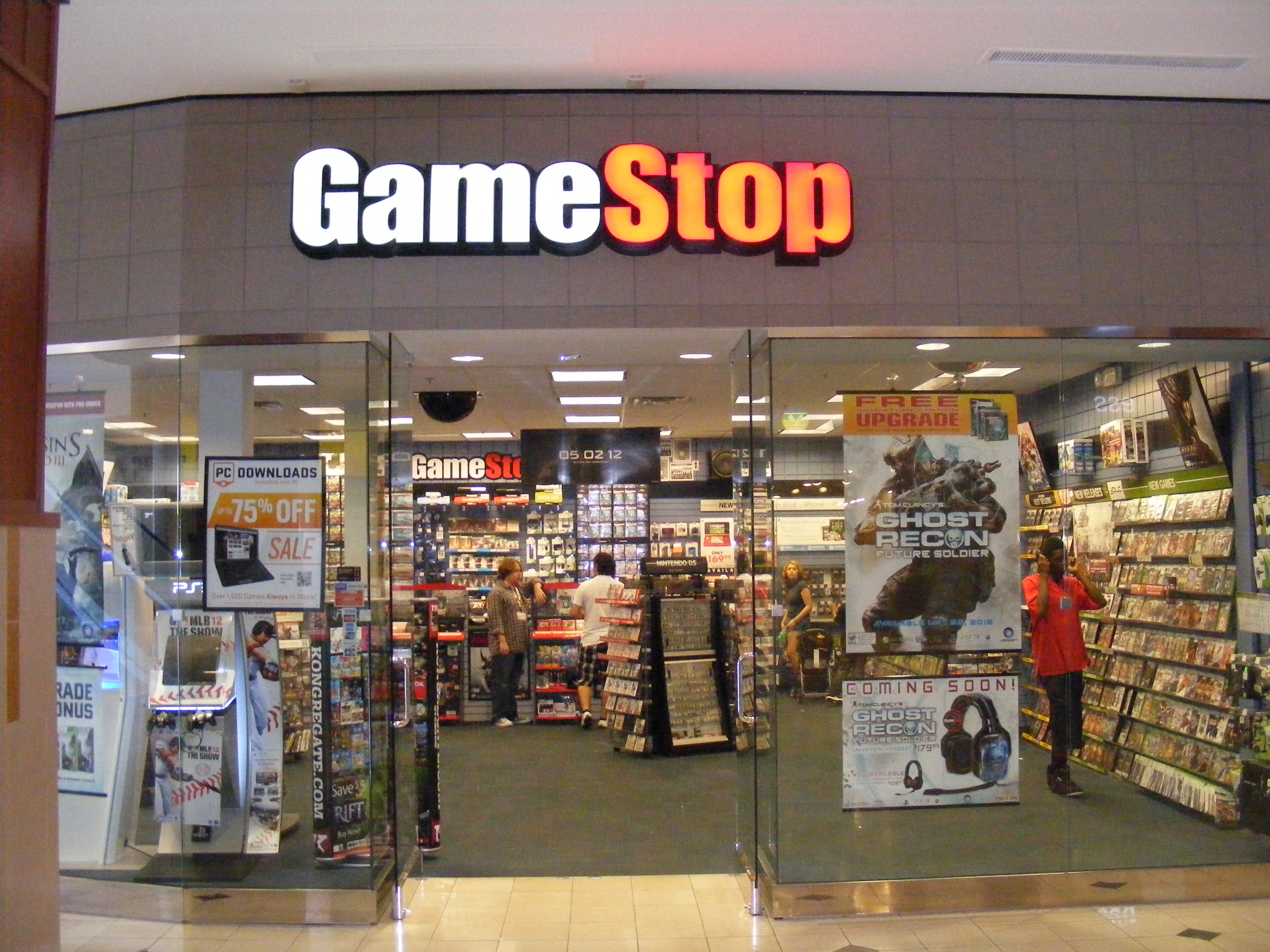 Gamestop Stock Price Tanks After Microsoft Announces New