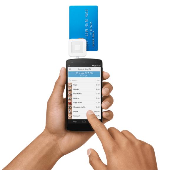 Square Reader for chip cards Presale