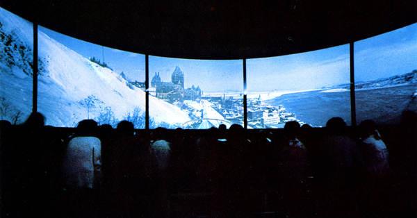 Walt Disney's old Circle-Vision technology was a precursor to the much more immersive projection experiences the company has today.