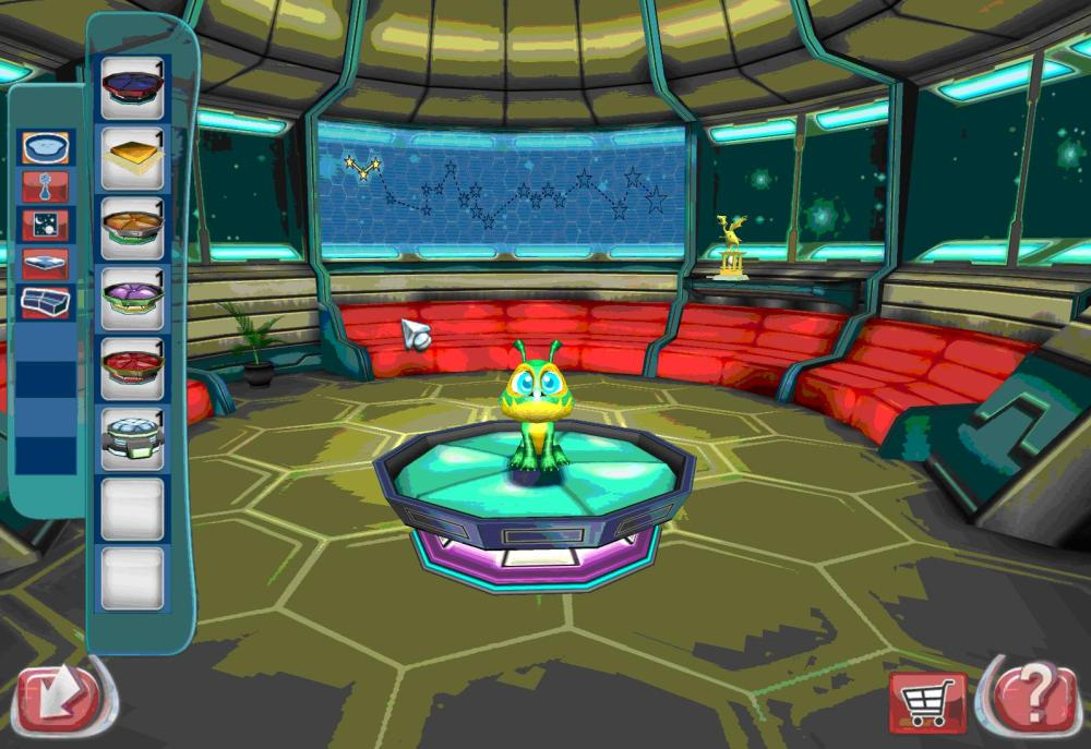 Players can raise Monster Mutts, in-game pets, in this latest version of Math Blaster.