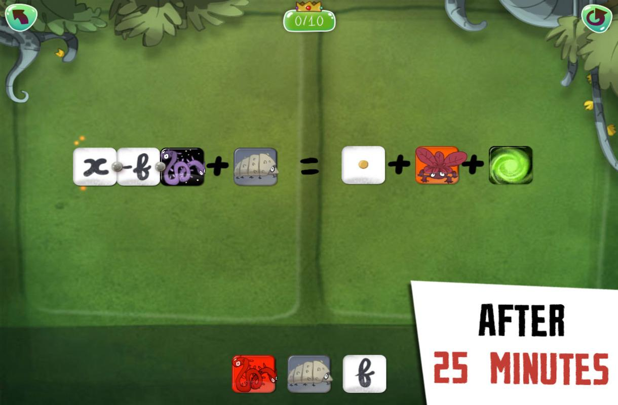 DragonBox Algebra is the 'perfect storm' of educational games.