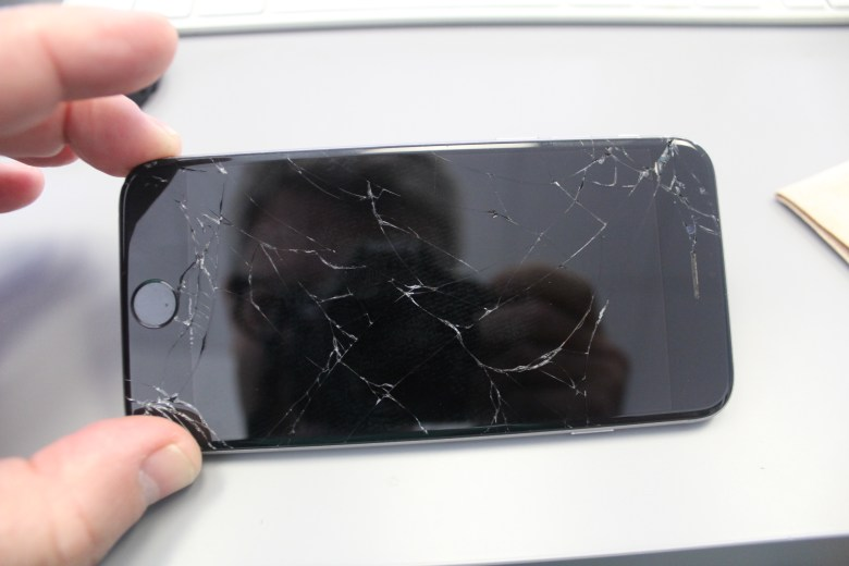 Where Can I Get The Screen Of My Iphone Fixed