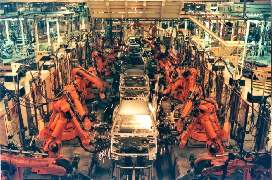 Manufacturing spencer cooper Flickr