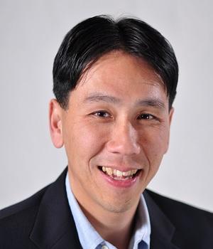 Mark Hung of Gartner.